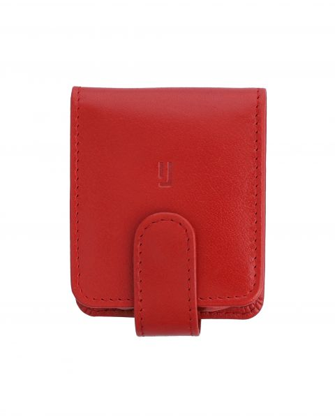 The Rosella Lipstick Case-Red Gold-3014621424