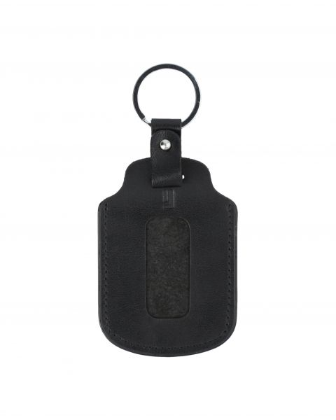 Luxembourg Key Pouch-Black-0