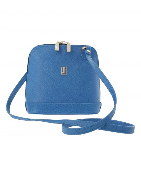 The Begonia Crossbody Bag-Turquoise Gold