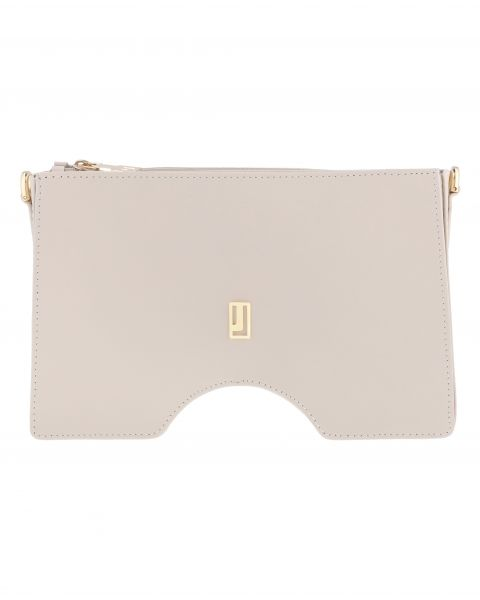The Jacqueline Evening Bag-Off White