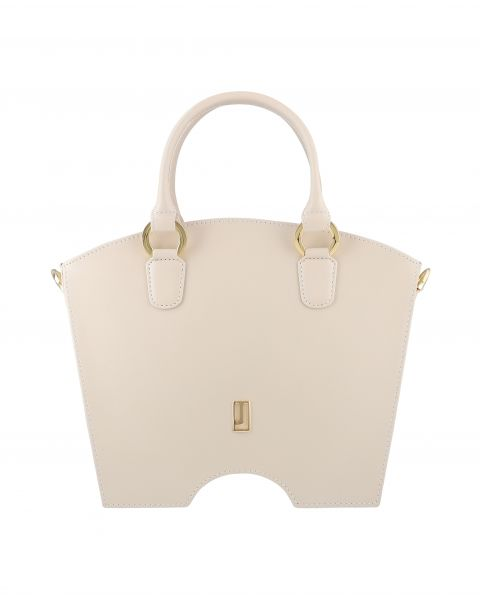 The Juliet Bag-Off White