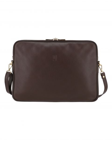 Times Square Laptop Sleeve-Brown Gold-5510081902