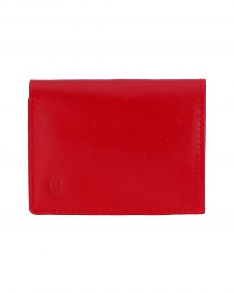 Auckland Card Case-Red-6275190424